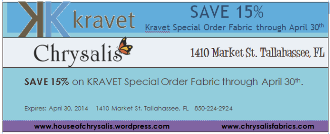 TrunkShow15kravetcoupon