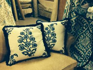 Store Stock pillows