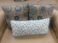 van pillows