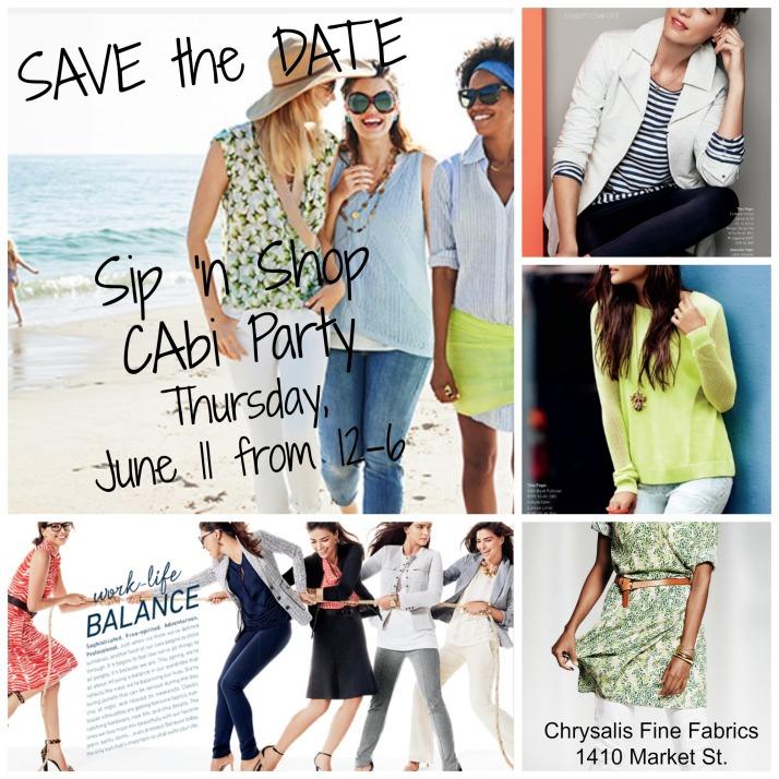 Sip n Shop Collage